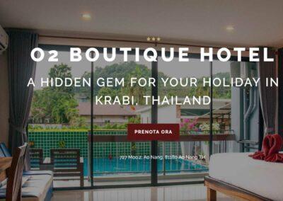 Octosite boutique hotel