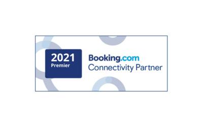 BOOKING.COM 2021 PREMIER CONNECTIVITY PARTNER